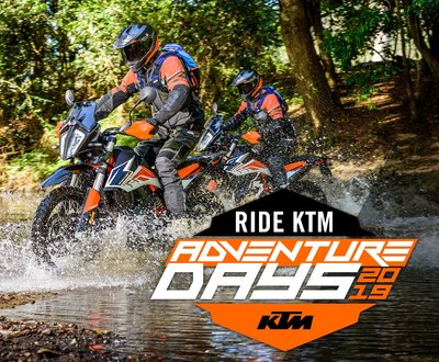 KTM Ride Day image