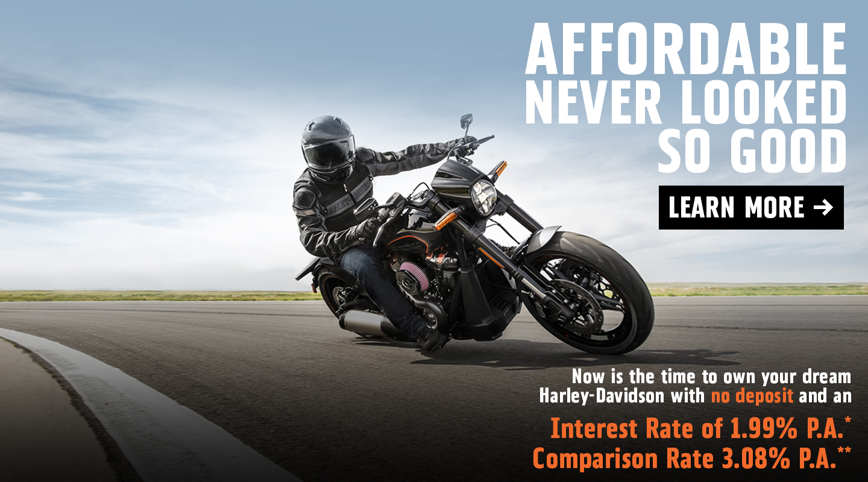 Harley-Davidson dealer Newstead - Morgan & Wacker Harley-Davidson®