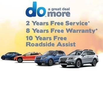 Do a great deal more at City Subaru Small Image