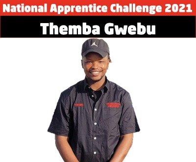 Themba Gwebu image