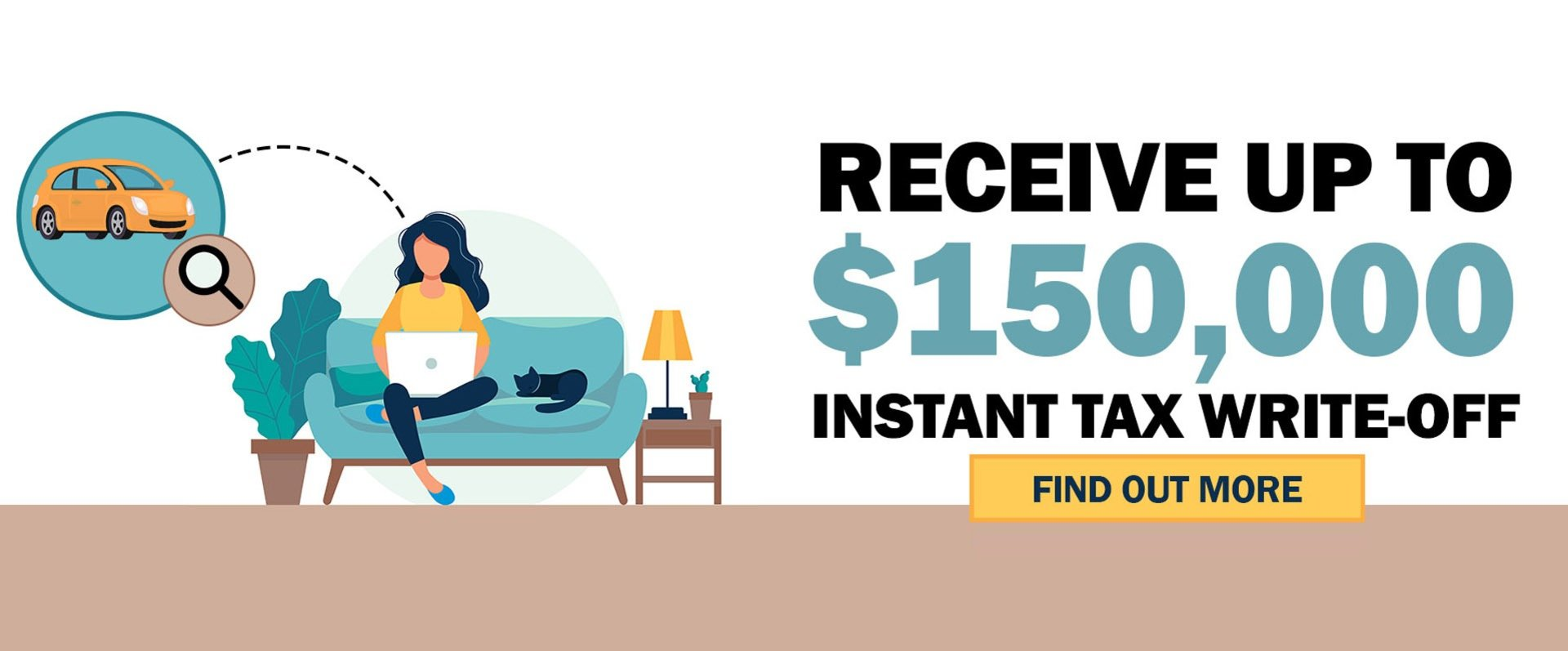 Southern VW - Receive up to $150,000 Instant Tax Write-off