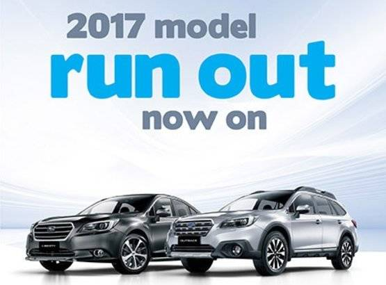 Click here to see the latest special offers available at Big Garage Subaru