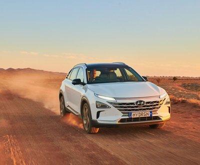 Hyundai Nexo World Record image