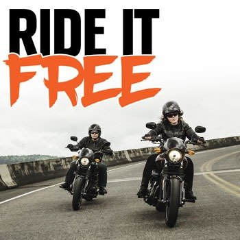 Ride It Free At Gold Coast Harley-Davidson® Small Image