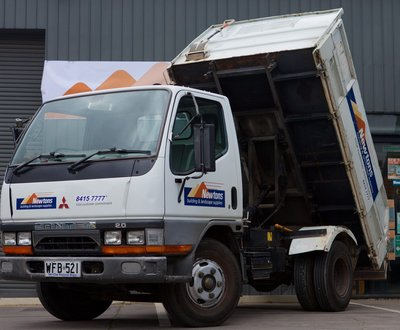 Fuso Canter image