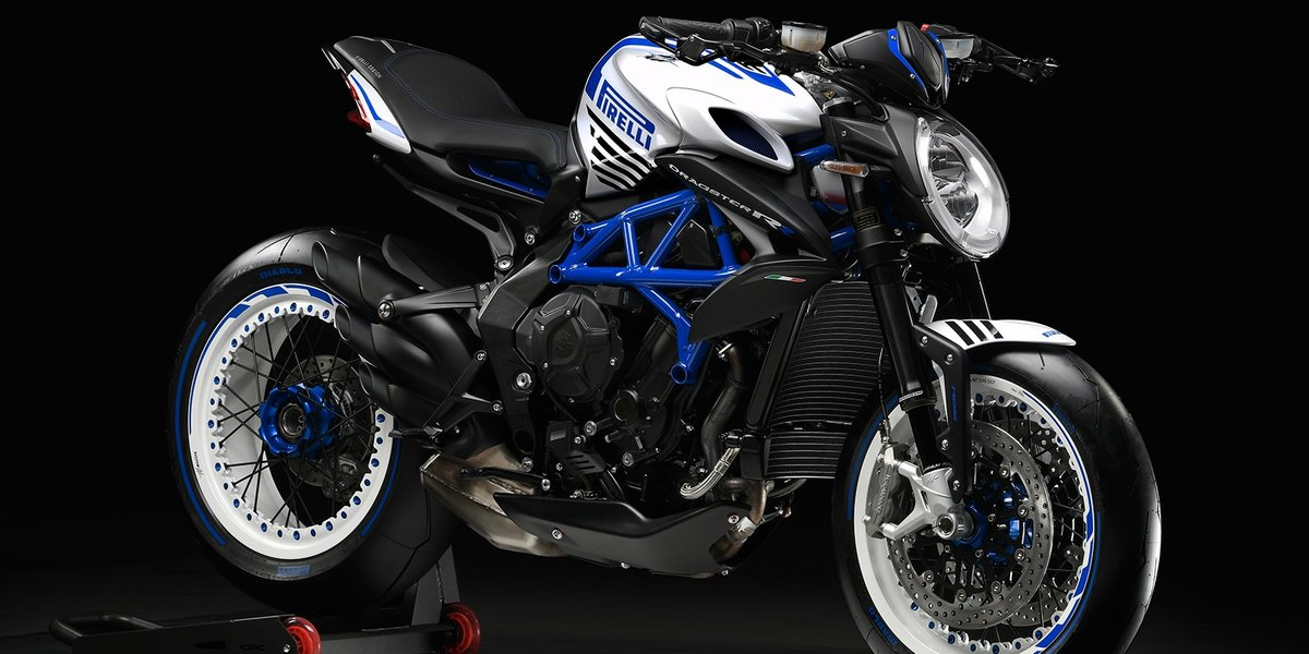 blog large image - MV Agusta - Dragster 800 RR Pirelli