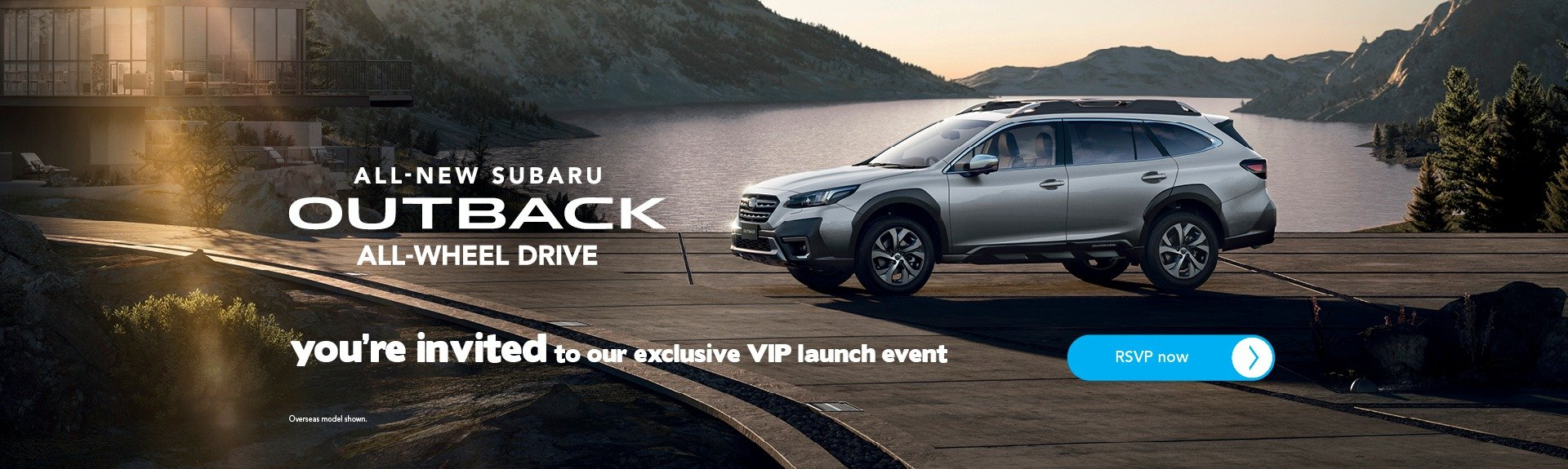 Outback Customer Event