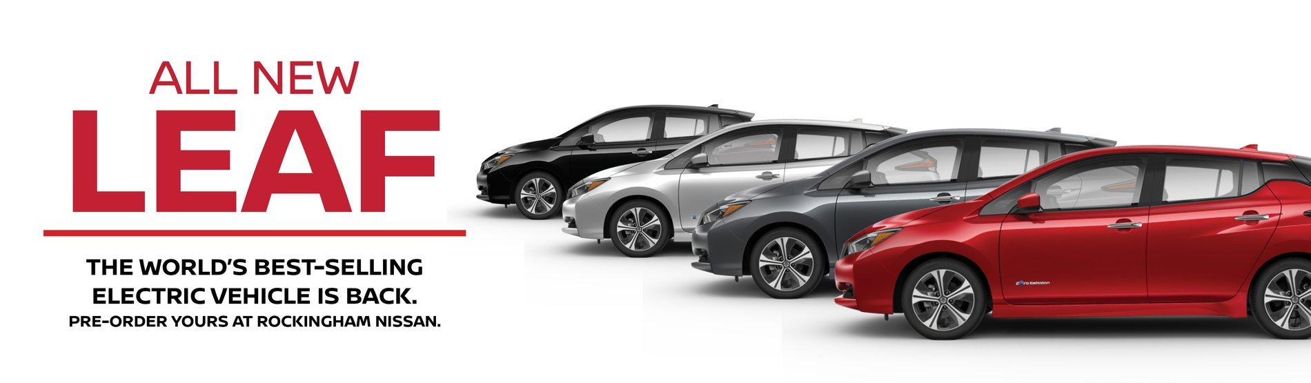 Nissan Leaf Pre-Order