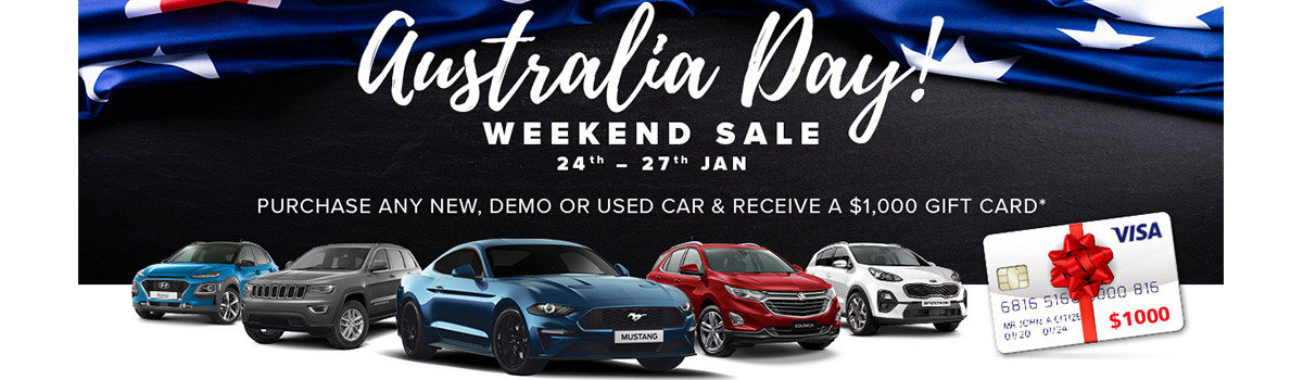 Australia Day Sale Large Image