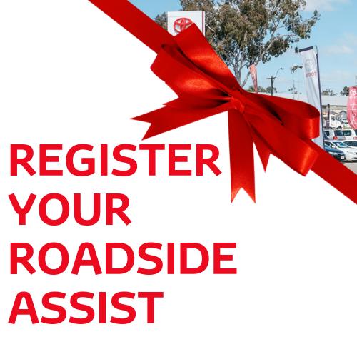 Register Your Roadside Assist