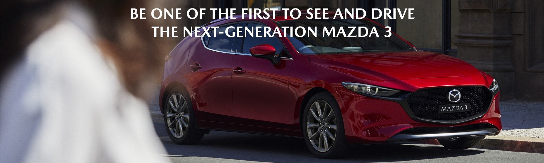 The Next-Generation Mazda 3