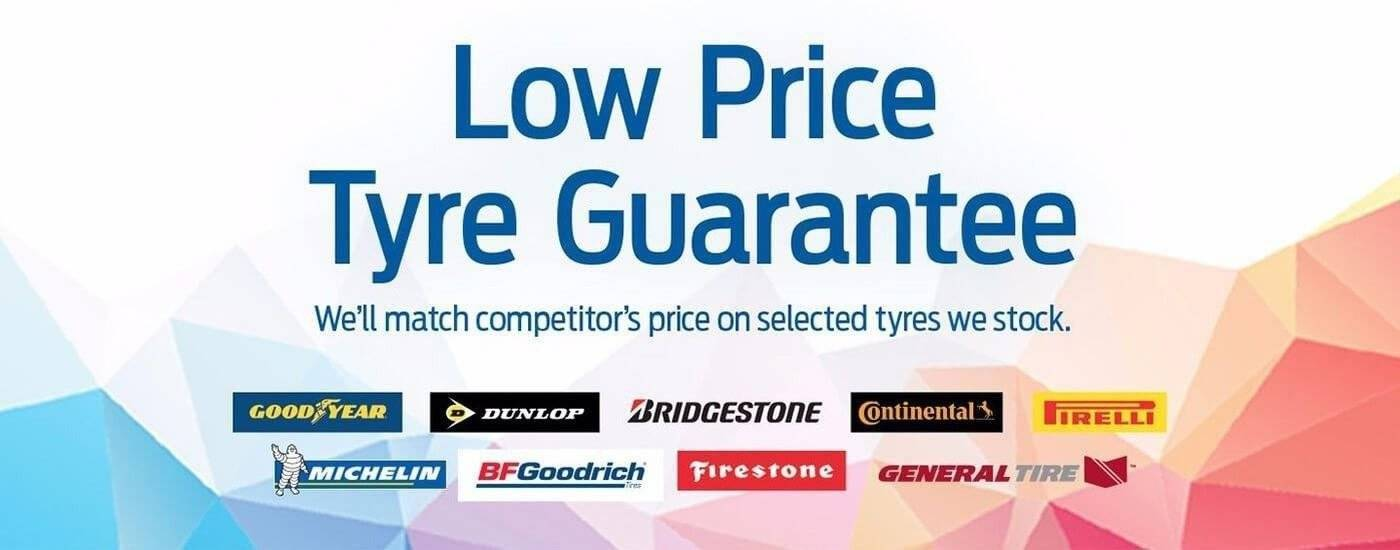 Low Price Tyre Guarantee - Knox Ford