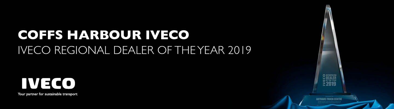 Coffs Harbour Iveco - Dealer Award
