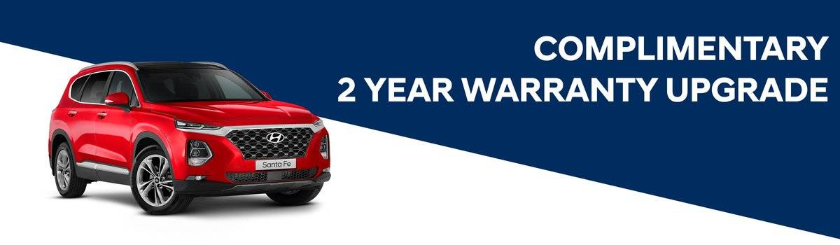 2 YEARS COMPLIMENTARY WARRANTY  Large Image