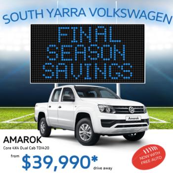 South Yarra Final Season Savings  Small Image