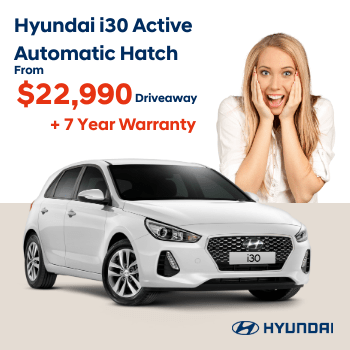 NEW I30 ACTIVE AUTOMATIC HATCH Small Image