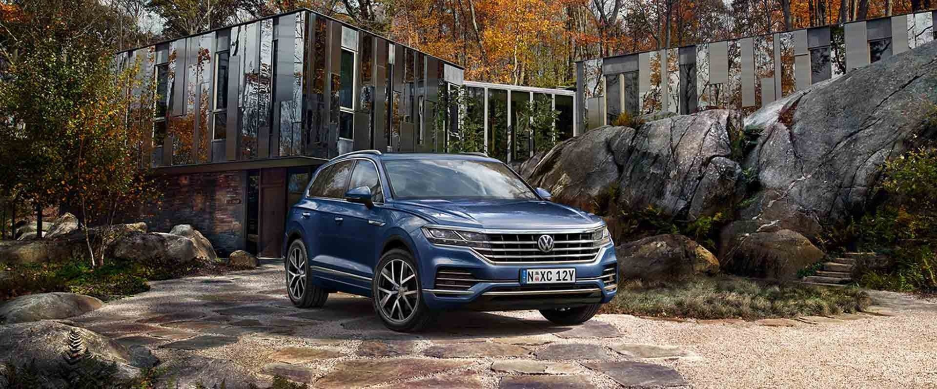 New Volkswagen Touareg available now at Beachside Volkswagen