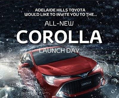 All-New Corolla image
