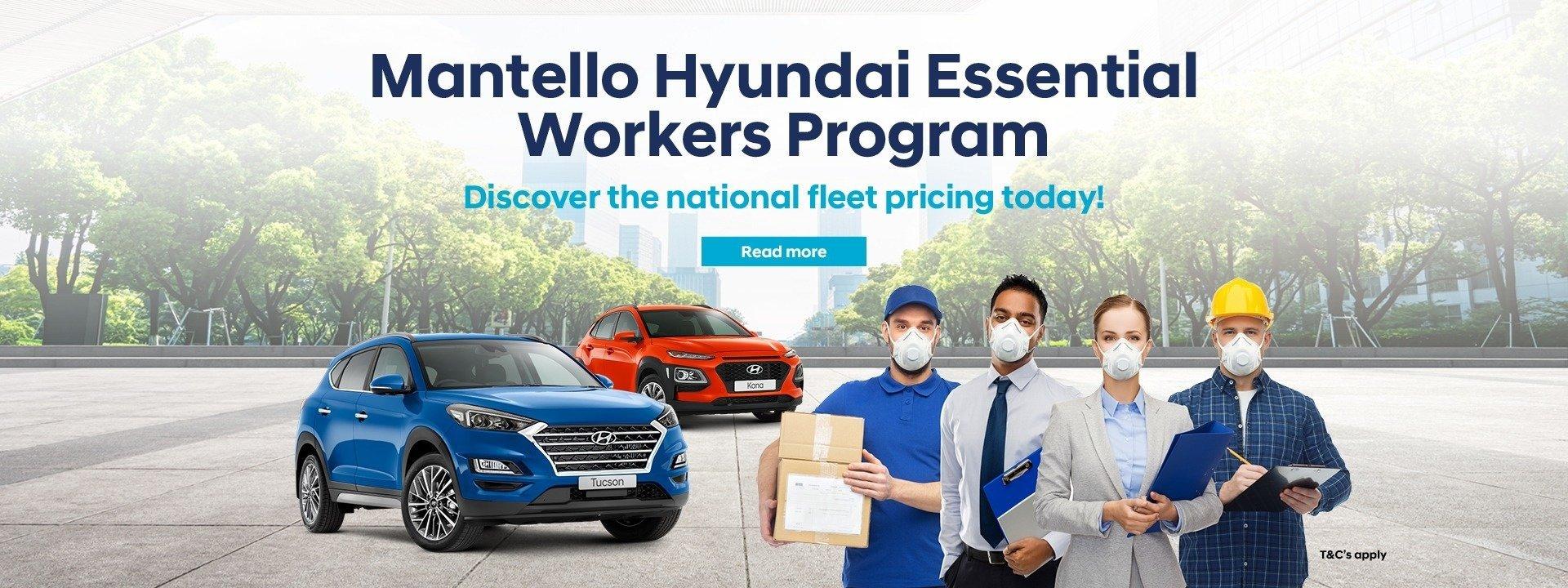 Essential Workers Program