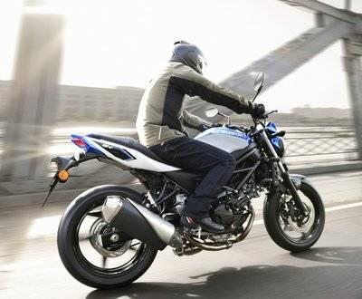 Suzuki SV650 LAMS NEW Motorcycle Brisbane  image