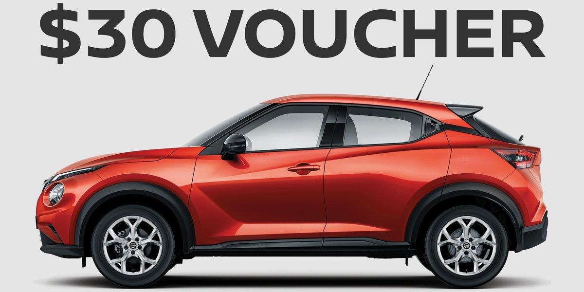 blog large image - Nissan JUKE Test Drive Offer