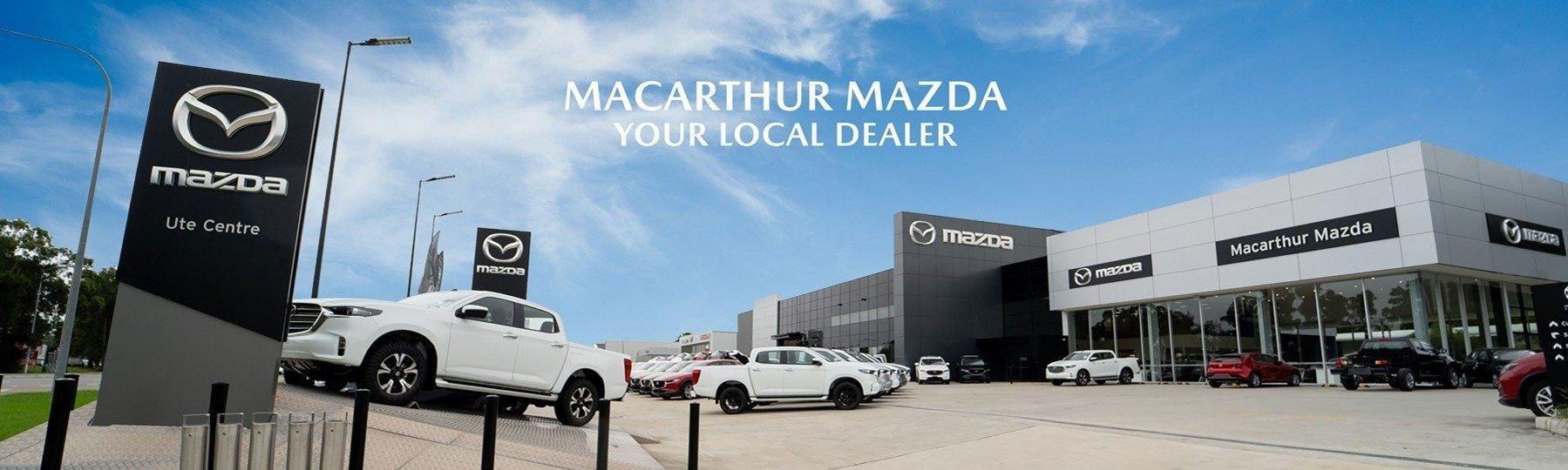 Macarthur Mazda