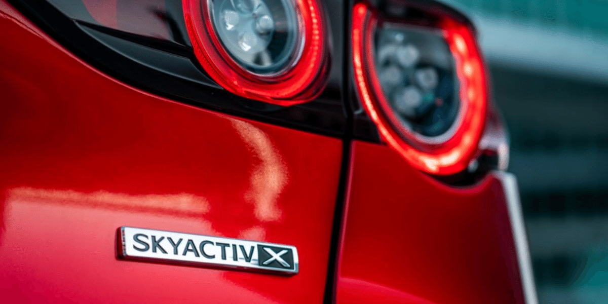 blog large image - Sustainable Zoom-Zoom - The Mazda Skyactiv-X Mild Hybrid at Grand Prix Mazda Aspley