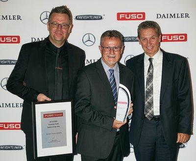 Daimler Trucks Adelaide - WINNER 2019 Fuso Financial Guild  image