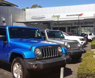 Jeep Dealership image
