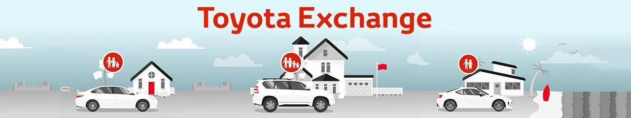 Llewellyn Toyota Exchange