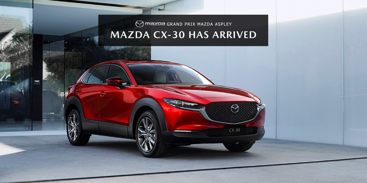 blog large image - Introducing... The All New Mazda CX-30