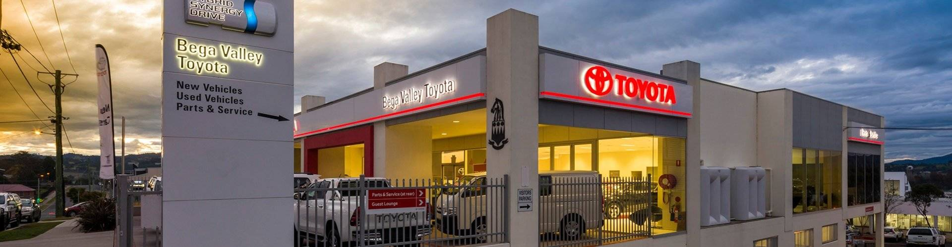Bega Valley Toyota