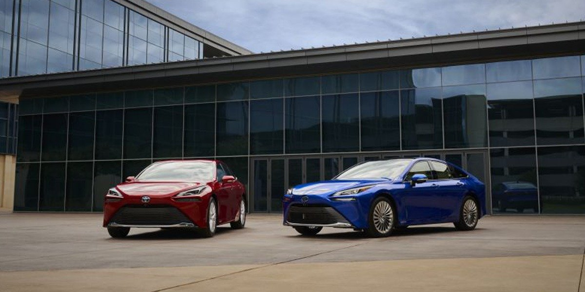 blog large image - NEXT-GENERATION TOYOTA MIRAI CONFIRMED FOR AUSTRALIA