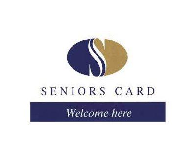 WA seniors card logo image