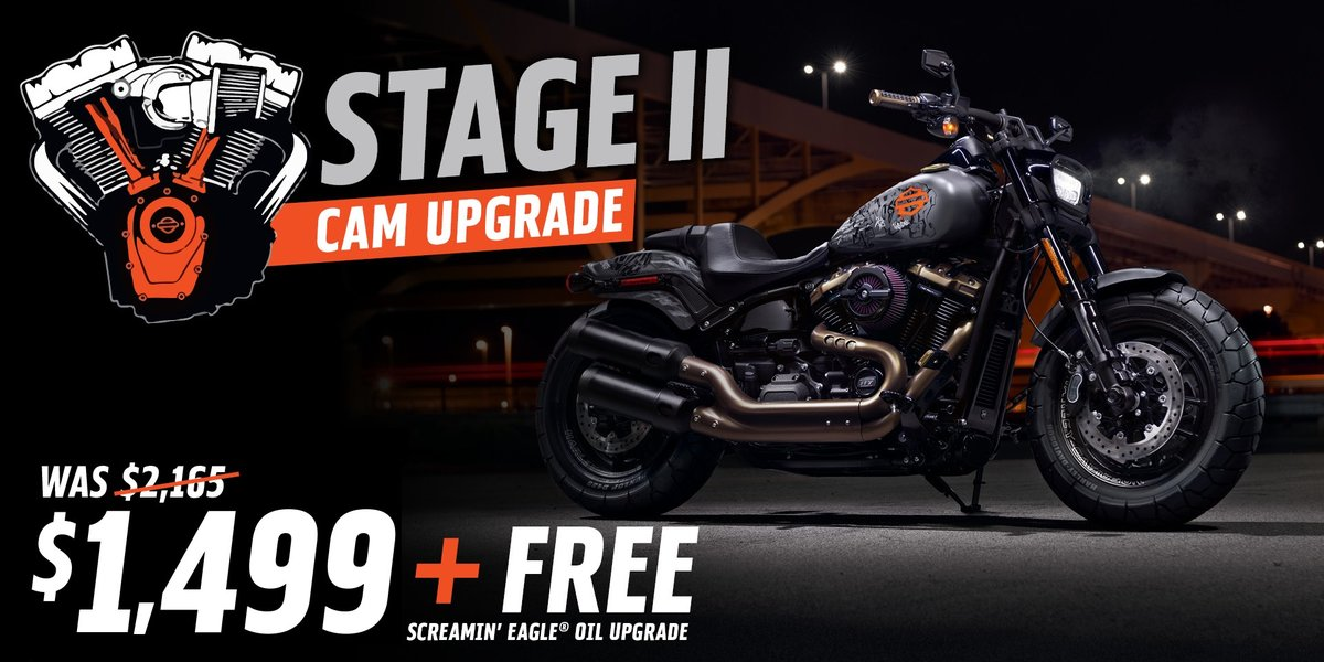 blog large image - Stage II Cam Upgrade Available Now