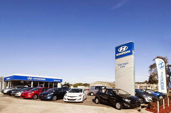 Warragul City Hyundai