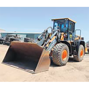 Hyundai HL757TM-9 Tool Carrier / Loader Small Image