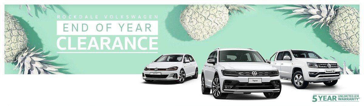 Rockdale Volkswagen End Of Year Clearance Large Image