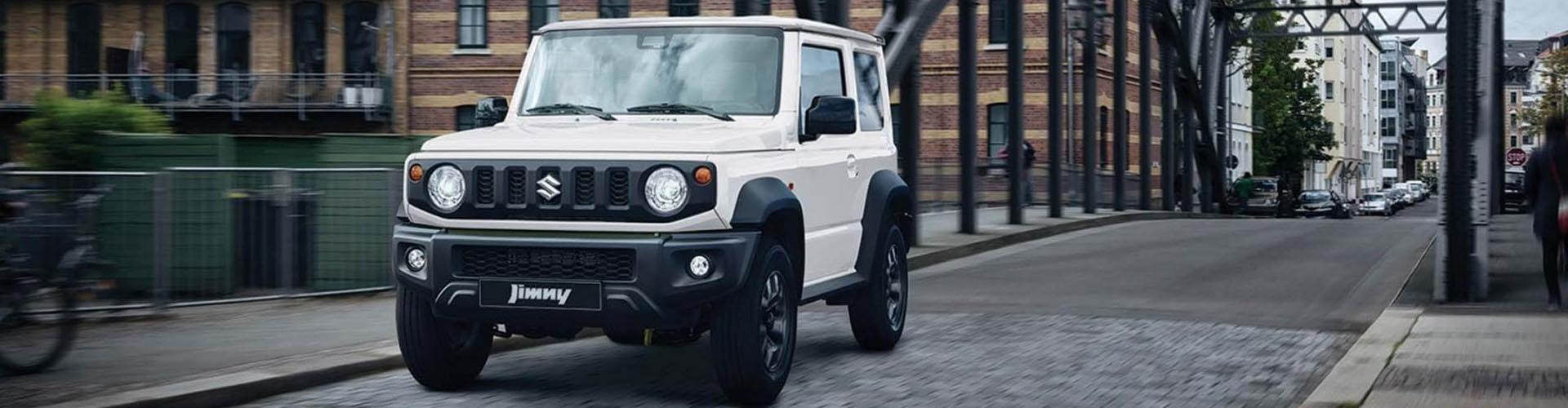 Suzuki QLD Jimny