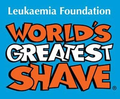 Brian Hilton Supports the Worlds Greatest Shave 2017 image
