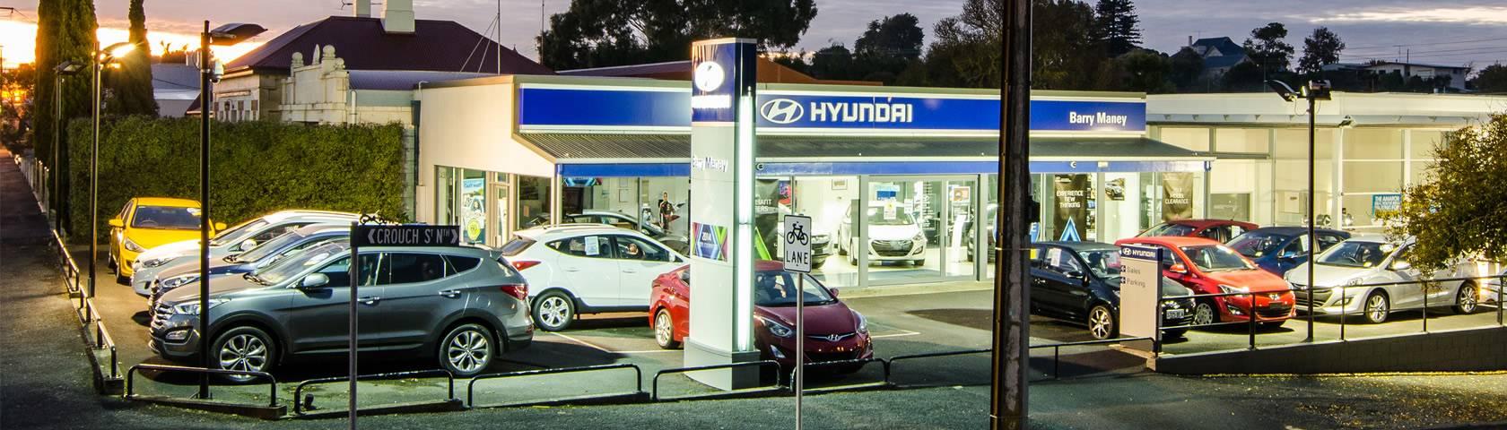 Barry Maney Hyundai