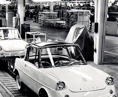 100 Years of Mazda image