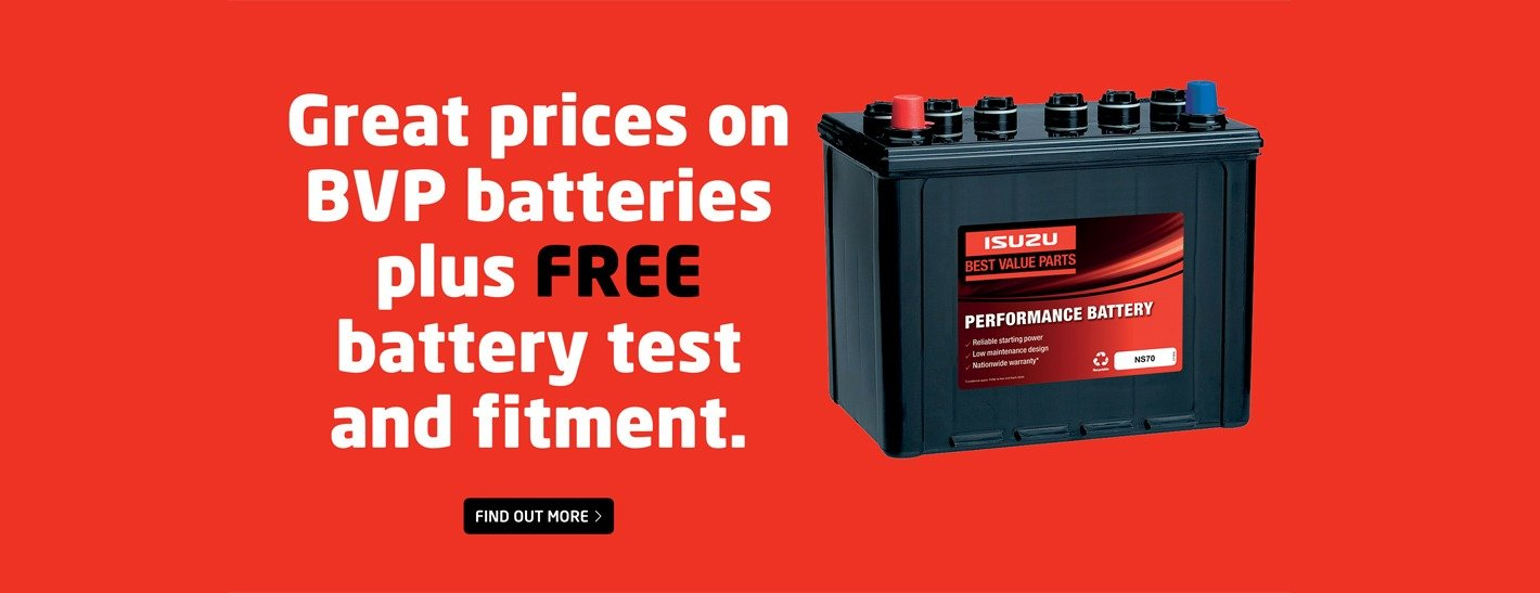 Great Price on BVP Batteries