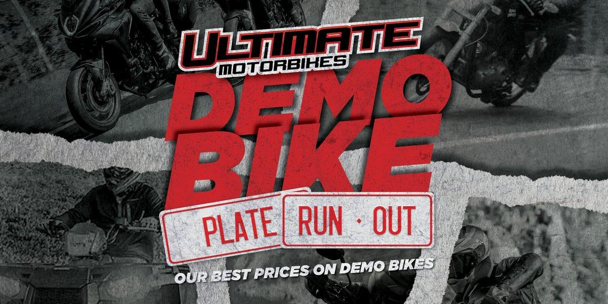 blog large image - Ultimate Demo Bike Plate Runout!