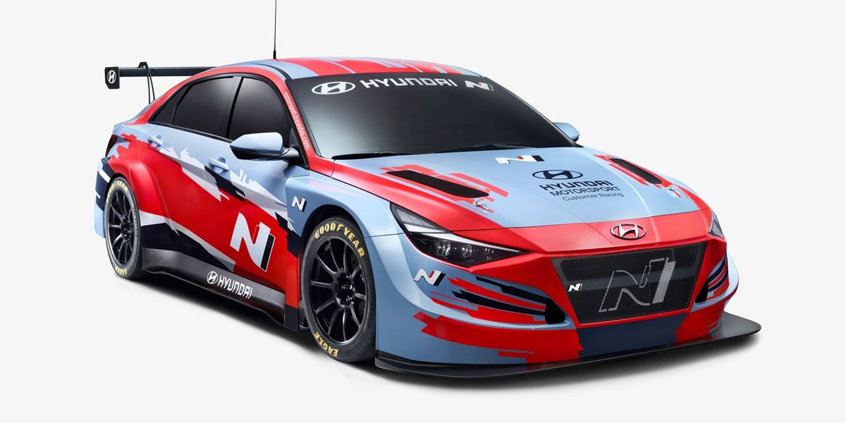 blog large image - Hyundai i30 Sedan N TCR confirmed for FIA WTCR debut season.