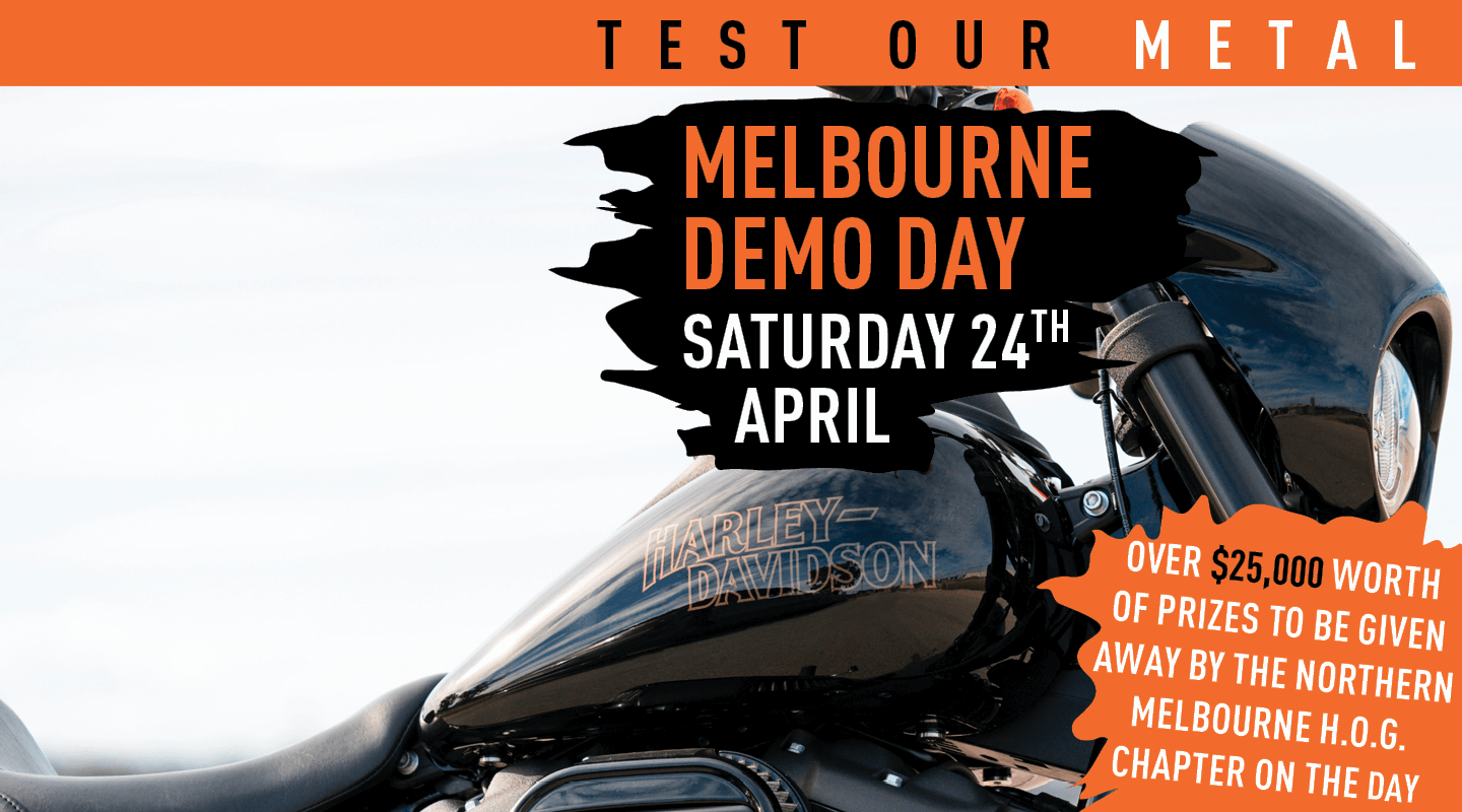 Test Our Metal Demo Day