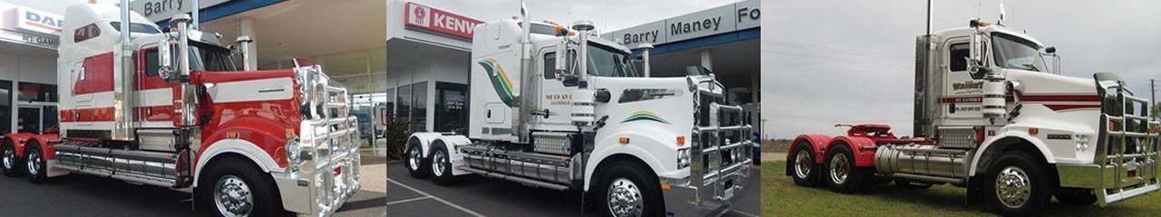 Barry Maney Used Trucks