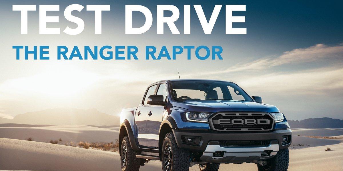 blog large image - Test Drive the Ranger Raptor!