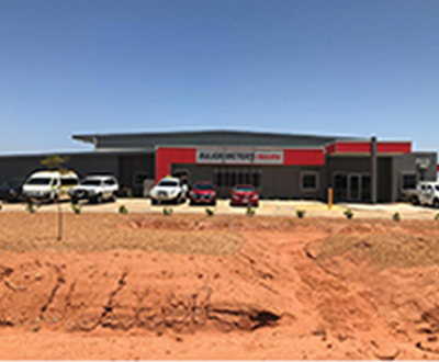 Major Motors Isuzu opens new Port Hedland Service Centre image