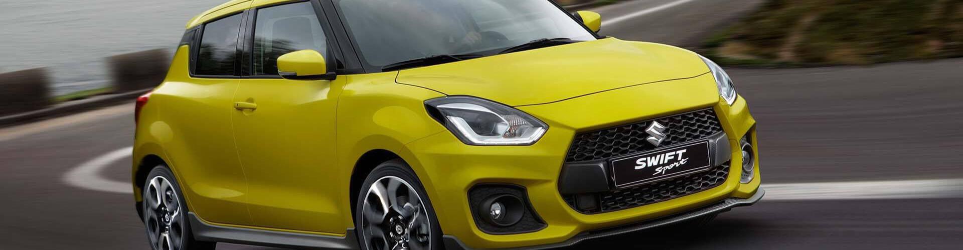 Suzuki QLD - Swift Sport